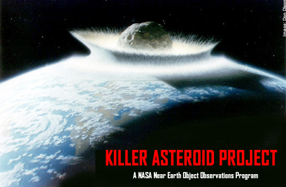 planet killer asteroid approaching - photo #18